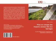Bookcover of Prise en compte des impacts sociaux liés aux barrages