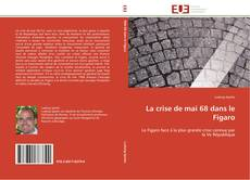 Capa do livro de La crise de mai 68 dans le Figaro