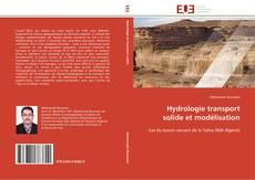 Обложка Hydrologie transport solide et modélisation