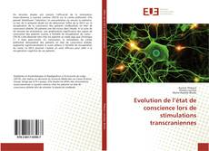 Bookcover of Evolution de l'état de conscience lors de stimulations transcraniennes