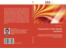 Portada del libro de Évaporation à film liquide ruisselant