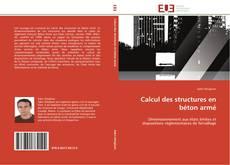 Capa do livro de Calcul des structures en béton armé