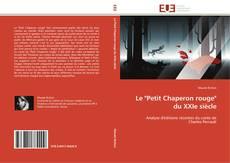 """Обложка Le """"Petit Chaperon rouge"""" du XXIe siècle"""