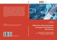 Portada del libro de Réduction électrochimique d'oxydes d'actinides en sels fondus
