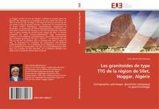 Portada del libro de Les granitoïdes de type TTG de la région de Silet, Hoggar, Algérie