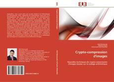 Capa do livro de Crypto-compression d'images