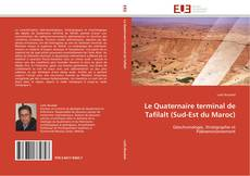 Обложка Le Quaternaire terminal de Tafilalt (Sud-Est du Maroc)