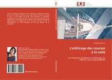 Bookcover of L'arbitrage des courses  à la voile