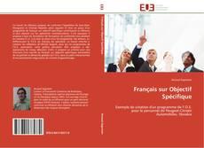 Bookcover of Français sur Objectif Spécifique