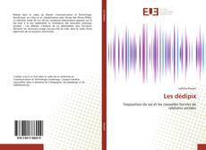 Bookcover of Les dédipix