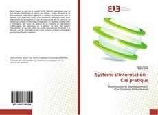 Buchcover von Système d'information - Cas pratique
