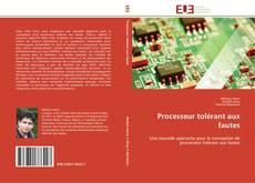 Couverture de Processeur tolérant aux fautes