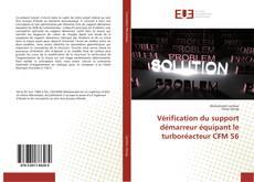 Bookcover of Vérification du support démarreur équipant le turboréacteur CFM 56