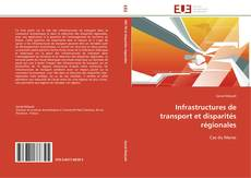 Bookcover of Infrastructures de transport et disparités régionales
