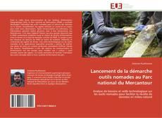 Portada del libro de Lancement de la démarche outils nomades au Parc national du Mercantour