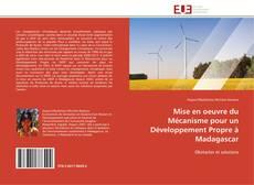 Mise en oeuvre du Mécanisme pour un Développement Propre à Madagascar kitap kapağı