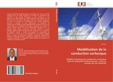 Capa do livro de Modélisation de la conduction surfacique