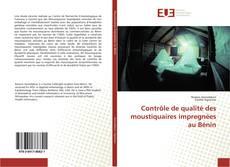 Contrôle de qualité des moustiquaires impregnées au Bénin kitap kapağı