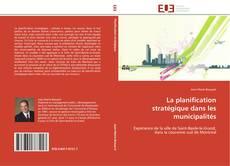 Capa do livro de La planification stratégique dans les municipalités