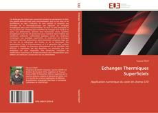 Portada del libro de Echanges Thermiques Superficiels