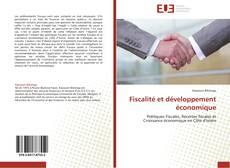 Couverture de Fiscalité et développement économique