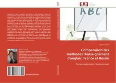 Portada del libro de Comparaison des méthodes d'enseignement d'anglais: France et Russie