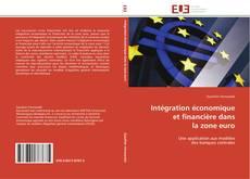 Bookcover of Intégration économique  et financière dans  la zone euro