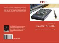 Bookcover of Imposition des sociétés
