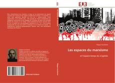 Capa do livro de Les espaces du marxisme