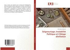 Portada del libro de Seigneuriage, Instabilité Politique et Ciblage d'Inflation