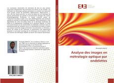 Bookcover of Analyse des images en métrologie optique par ondelettes