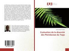 Обложка Evaluation de la diversité des Pteridaceae du Togo