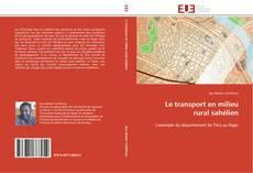 Bookcover of Le transport en milieu rural sahélien