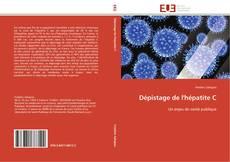 Обложка Dépistage de l'hépatite C