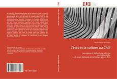 Capa do livro de L'état et la culture au Chili