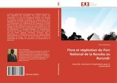 Bookcover of Flore et végétation du Parc National de la Ruvubu au Burundi: