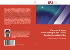 Buchcover von Communication Ionosphérique Par Turbo-Egalisation Adaptative