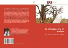 Bookcover of La conjugopathie en Afrique