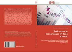 Bookcover of Performances économiques en Zone CEMAC