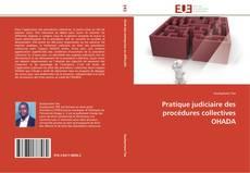 Buchcover von Pratique judiciaire des procédures collectives OHADA