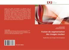 Portada del libro de Fusion de segmentation des images couleur