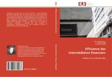 Bookcover of Efficience des intermédiaires financiers