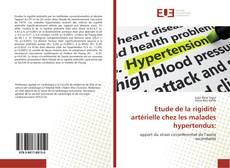 Обложка Etude de la rigidité artérielle chez les malades hypertendus:
