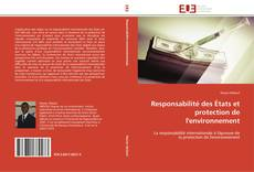 Responsabilité des États et protection de l'environnement的封面