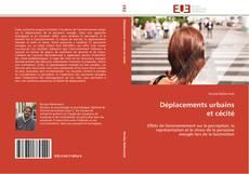 Portada del libro de Déplacements urbains  et cécité