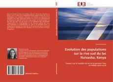 Buchcover von Evolution des populations sur la rive sud du lac Naivasha, Kenya