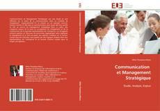 Communication   et Management Stratégique kitap kapağı