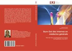 Bookcover of Burn Out des internes en médecine générale