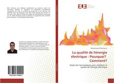 Bookcover of La qualité de l'énergie électrique : Pourquoi? Comment?