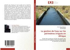 Borítókép a  La gestion de l'eau sur les périmètres irrigués en Afrique - hoz